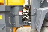 Barra di comando del Ce 3 tonnellate di caricatore della rotella
