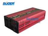 Suoer Power Inverter 1000W Onda de seno modificada inversor de la energía de 24V a 220V para uso de la casa con el precio de fábrica (SQA-1000B)