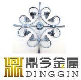 O ferro feito Ornaments ornamento da cerca