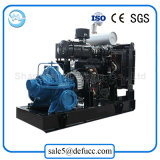 Umfangreiche doppelte Absaugung-Wasser-Pumpe mit Dieselmotor-Gerät