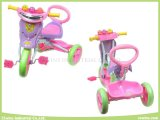 Faltbares Baby Tricycle mit Electric Music und Lights