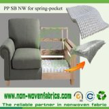 Furniture UpholsteryのためのPP Nonwoven Spunbonded Fabric