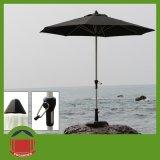 De vierkante Paraplu van de Tuin met Tribune