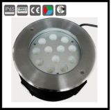 Vertiefte LED-Unterwasserlichter für Swimmingpool