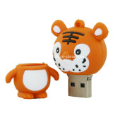 Azionamento dell'istantaneo del USB del panda del bastone del USB di memoria del USB del fumetto