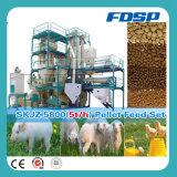 完全な供給の餌の製造所の家禽は入れるプラント(Skjz5800)を