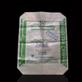 Saco para a lenha, saco dos PP dos PP do fertilizante, projeto livre produto personalizado