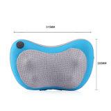 Nuovo ammortizzatore posteriore elettrico di massaggio per la sede di automobile, Massager del cuscino di Shiatsu di massaggio 3D con il riscaldamento