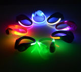 인쇄 로고를 불이 켜진다 LED 단화 클립을 주문 설계하십시오