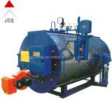 JGQ-15t / h Horizontal Petróleo (Gas) caldera de vapor despedido