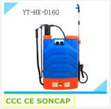 Спрейер электрической батареи рюкзака высокого качества деятельности горячего сбывания легкий