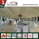 2000人のゲストのための屋外の拡張可能な最も高いピークPVC玄関ひさし党テント