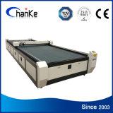 Máquina de estaca acrílica do laser do CNC do PVC do MDF Ck1325