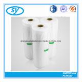 Saco plástico do alimento do LDPE do produto comestível
