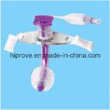 Tubo di tracheotomia del tubo di ventilazione di serie di Aesthesia di marca di Ht-0449 Hiprove