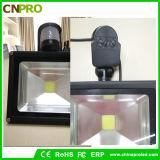 El Ce RoHS pasó el reflector 30W de la alta calidad PIR LED