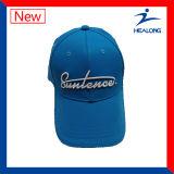 Healong Sportkleidung-volle Sublimat-kundenspezifische Jugend-Baseballmütze