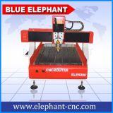 Mini 3D máquina de escritorio del ranurador del CNC 4040 para la fabricación de la muestra