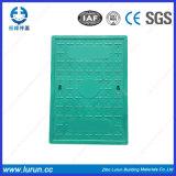 400*600 FRP PVC合成のマンホールの堀カバー