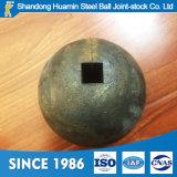 La dureté élevée 60mm de vente chaude a modifié la bille en acier avec le meilleur prix