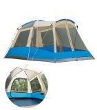 防水4季節の6+人のキャンプの屋外のテント