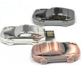 De mini Stok van het Metaal USB van de Aandrijving van de Flits van de Vorm USB van de Auto