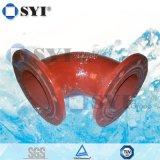 Дуктильный утюг ISO2531/En545/En598/GB13295 служил фланцем штуцеры