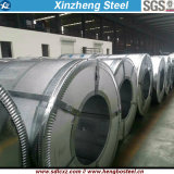 Bobina de aço galvanizado laminado a frio para materiais de construção