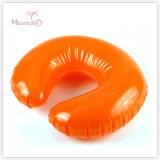 Almohadilla inflable del aire del cuello del PVC para 42*27 que viaja