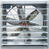 Ventilador de ventilação galvanizado do martelo da placa para aves domésticas