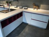 Flat Pack High Gloss Lacquer Kitchen Cabinet Doors