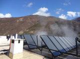 Système de chauffage solaire de l'eau de plaque plate