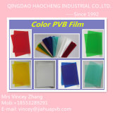 De Film van de kleur PVB van Verse Hars PVB voor de Bouw van Glas wordt gemaakt dat