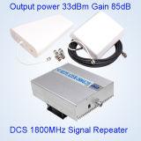 2watt 33dBm de OpenluchtGSM van de Telecommunicatie 1800MHz van de Repeater Industriële Mobiele Spanningsverhoger van het Signaal van de Telefoon