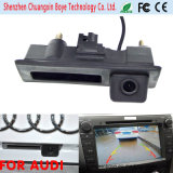 HD Hand Trunk Reverse Car Camera para Audi