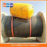 Одноточечный вертикальный мешок пловучести трубопровода