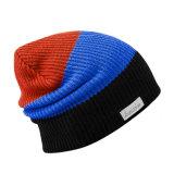 Venda Por Atacado chapéu de malha de malha de algodão com etiqueta