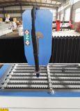 Máquina de estaca modelo do plasma da chapa de aço Zk-1325