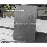 Mattonelle dell'ardesia di tetto dell'ardesia del nero della fabbrica della Cina