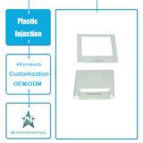 カスタマイズされたプラスチック製品の電子オフィス装置プラスチックカバー注入の鋳造物