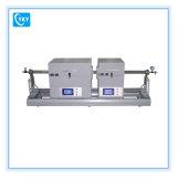 Horno de desplazamiento automático de la preparación de la película fina del CVD MOS2