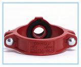 T mecânico do ferro Ductile da alta qualidade sulcado (FM/UL/CE))