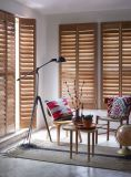 Kundenspezifischer Fenster-Blendenverschlußbasswood-Plantage-Blendenverschluß