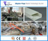 Trunking die van pvc Machine/Plastic Trunking van de Kabel Lopende band maakt