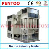Cabina manuale della pittura della polvere per le sezioni di alluminio con il sistema di ripristino