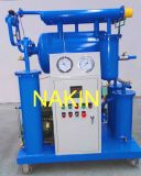 3000L/H Zy-50の真空の変圧器の油純化器、機械をリサイクルするオイルの再生