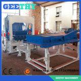 機械を作るQt4-15cのセメントの煉瓦ブロック