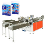 Machine à emballer de 12 de sacs de serviette tissus de serviette