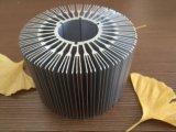 L'OEM personalizza l'alta precisione si è sporto dissipatori di calore di alluminio di profilo LED