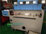 Высокоскоростной Engraver 6090 брызга лазера 80W на коробке ювелирных изделий